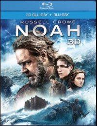 Cover Dvd Noah 3D (Blu-ray)