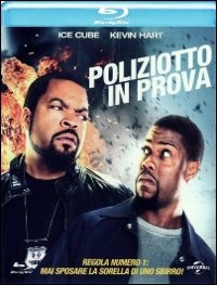 Cover Dvd Poliziotto in prova (Blu-ray)
