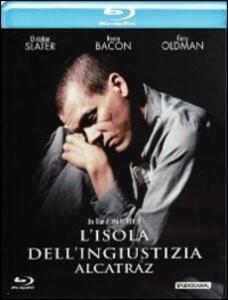 L' isola dell'ingiustizia. Alcatraz di Marc Rocco - Blu-ray