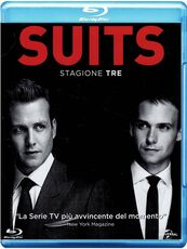 Film Suits. Stagione 3 (4 Blu-ray)