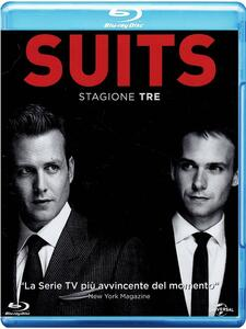 Film Suits. Stagione 3 (4 Blu-ray) Kevin Bray Michael Smith John Scott