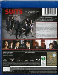 Suits. Stagione 3 (4 Blu-ray) - Blu-ray - 2