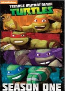 Teenage Mutant Ninja Turtles. Stagione 1 (4 DVD) - DVD