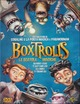 Cover Dvd Boxtrolls - Le scatole magiche