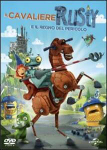Il cavaliere Rusty e il regno del pericolo - DVD