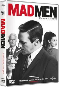 Mad Men. Stagione 5 (4 DVD) - DVD