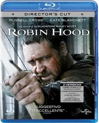 Cover Dvd Robin Hood (Blu-ray)