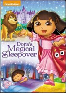 Dora l'esploratrice. La notte magica di Dora - DVD