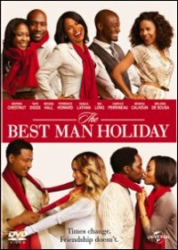 Cover Dvd Best Man Holiday (DVD)