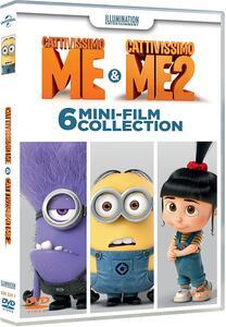 Cattivissimo Me 1 & 2. Minimovie Collection - DVD