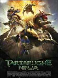 Tartarughe Ninja di Jonathan Liebesman - DVD