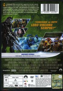 Tartarughe Ninja di Jonathan Liebesman - DVD - 2