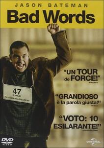 Bad Words di Jason Bateman - DVD