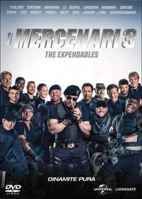 Cover Dvd mercenari 3. The Expendables (DVD)