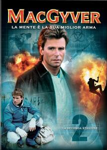 MacGyver. Stagione 2 (6 DVD) - DVD