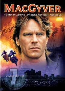 MacGyver. Stagione 7 - DVD