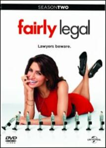 Fairly Legal. Stagione 2 (5 DVD) - DVD
