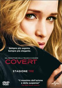 Covert Affairs. Stagione 3 (4 DVD) - DVD