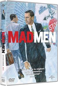 Mad Men. Stagione 6 (4 DVD) - DVD