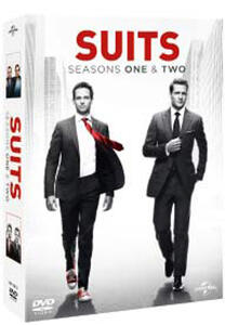 Suits. Stagione 1 - 2 (6 DVD) - DVD