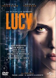 Lucy di Luc Besson - DVD