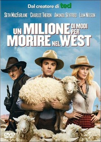 Cover Dvd milione di modi per morire nel West (DVD)