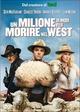 Cover Dvd Un milione di modi per morire nel West