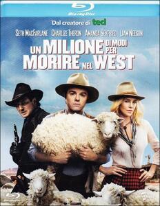 Film Un milione di modi per morire nel West Seth MacFarlane