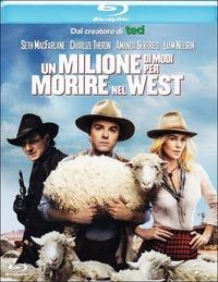 Cover Dvd milione di modi per morire nel West (Blu-ray)