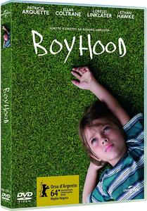 Boyhood di Richard Linklater - DVD