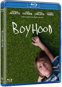 Boyhood di Richard Linklater - Blu-ray