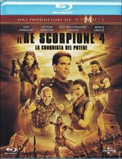 Film Scorpion King 4 Mike Elliott
