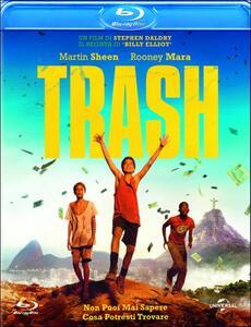Trash di Stephen Daldry - Blu-ray