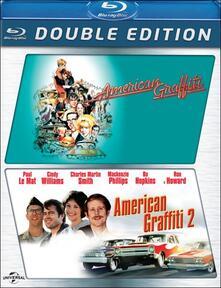 American Graffiti. American Graffiti 2 (2 Blu-ray) di George Lucas,Bill L. Norton