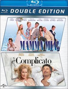 Mamma mia. È complicato (2 Blu-ray) di Phyllida Lloyd,Nancy Meyers