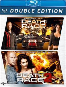 Death Race. Death Race 2 (2 Blu-ray) di Paul W.S. Anderson,Roel Reiné