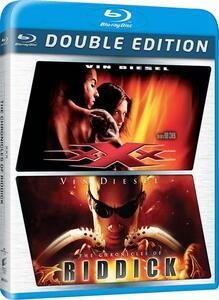 XXX. The Chronicles of Riddick (2 Blu-ray) di Rob Cohen,David N. Twohy