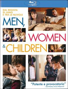 Men, Women & Children di Jason Reitman - Blu-ray