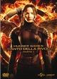 Cover Dvd Hunger Games: Il canto della rivolta - Parte I
