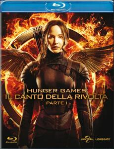 Hunger Games. Il canto della rivolta. Parte 1 di Francis Lawrence - Blu-ray