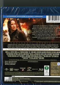 Hunger Games. Il canto della rivolta. Parte 1 di Francis Lawrence - Blu-ray - 2