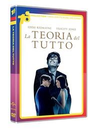 Cover Dvd teoria del tutto (DVD)