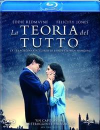 Cover Dvd teoria del tutto (Blu-ray)
