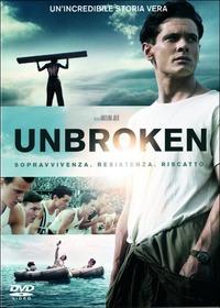 Cover Dvd Unbroken (DVD)