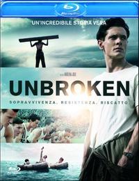 Cover Dvd Unbroken (Blu-ray)