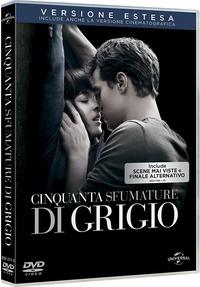 Cover Dvd Cinquanta sfumature di grigio (DVD)