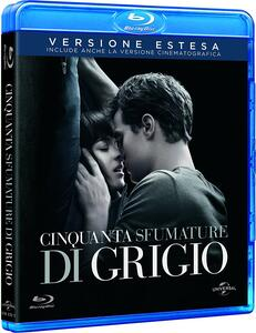 Cinquanta sfumature di grigio di Sam Taylor-Johnson - Blu-ray