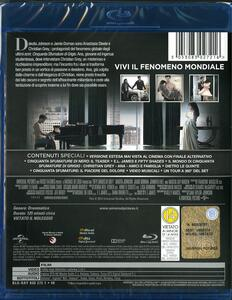 Cinquanta sfumature di grigio di Sam Taylor-Johnson - Blu-ray - 2