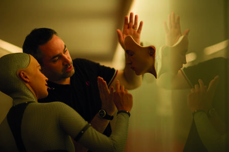 EX_Machina di Alex Garland - DVD - 2