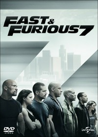Cover Dvd Fast & Furious 7 (DVD)